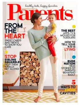 PARENTS MAGAZINE COVER IMAGE FEB 2015