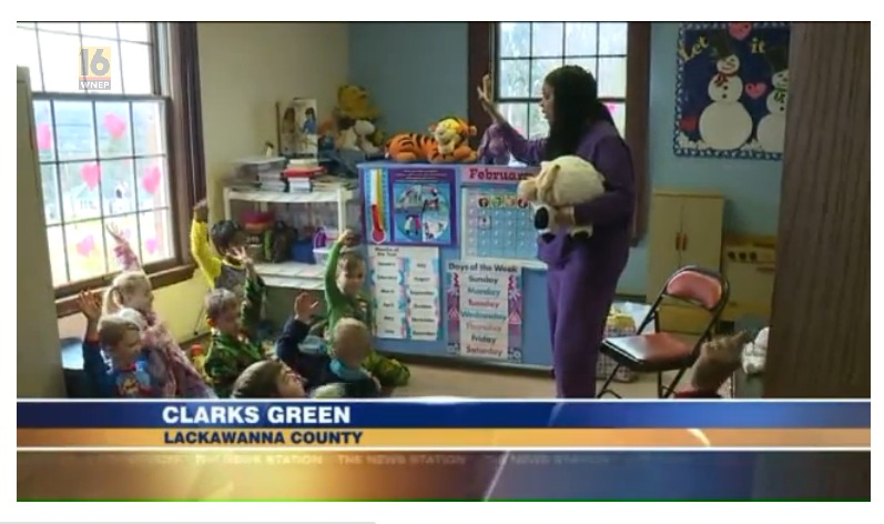 WABC-WNEP NEWS AUTHOR AND STORYTELLER SHERRY BOYKIN INTRODUCES GLUTTON P MUTTON TO KIDS ON LITERACY DAY FEBRUARY 5 2016