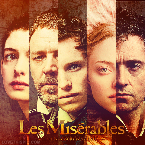 "For All You ""Les Mis"" Groupies"